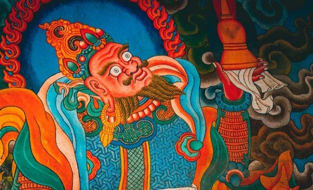 Absurditas Hidup, Lukisan Pasir dan Pencerahan Batin
