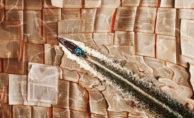 "Seni Membaca ""Buku/Kitab Suci"""